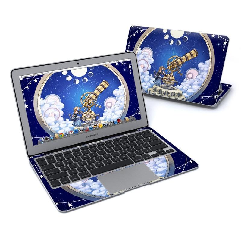 Lady Astrology MacBook Air Pre 2018 11-inch Skin
