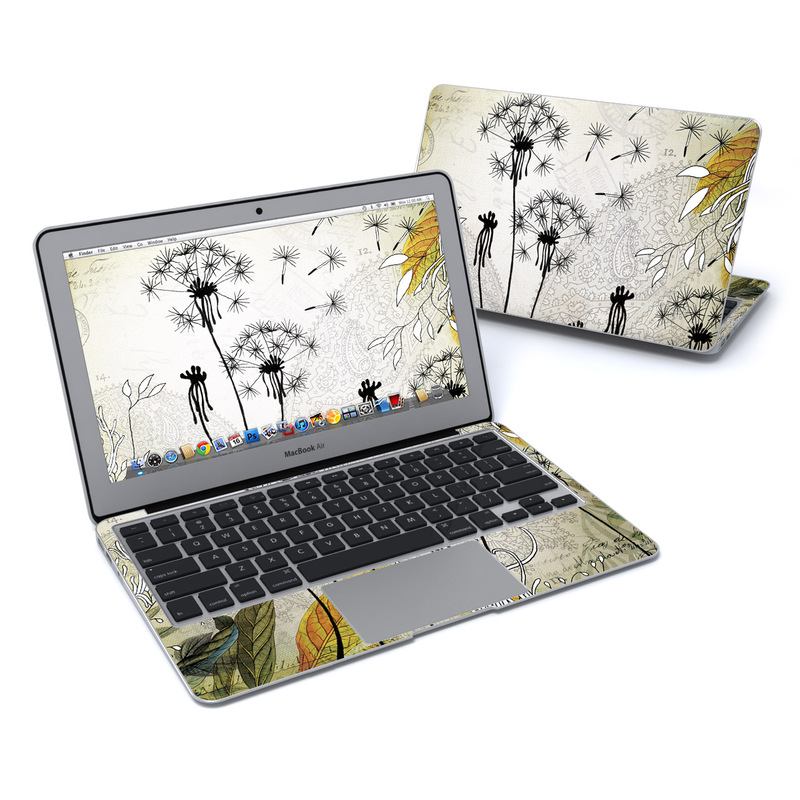Little Dandelion MacBook Air 11-inch Skin