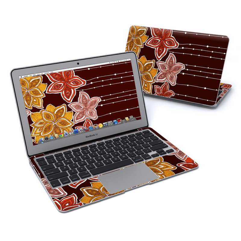 Lila MacBook Air 11-inch Skin