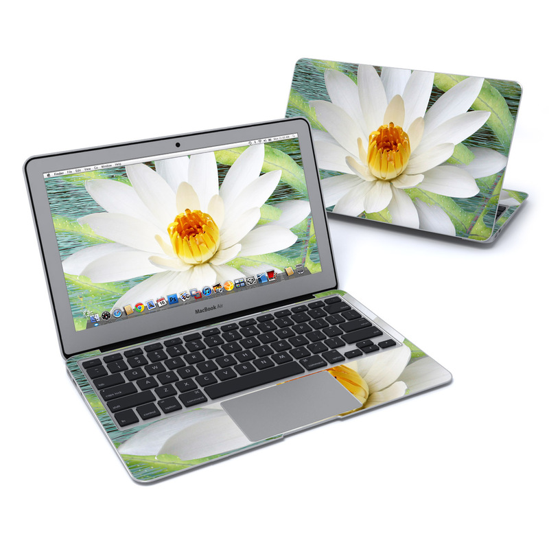 Liquid Bloom MacBook Air 11-inch Skin
