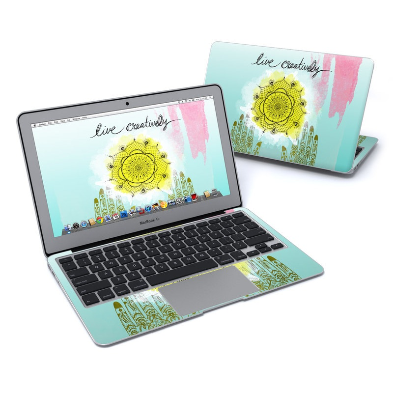 Live Creative MacBook Air 11-inch Skin