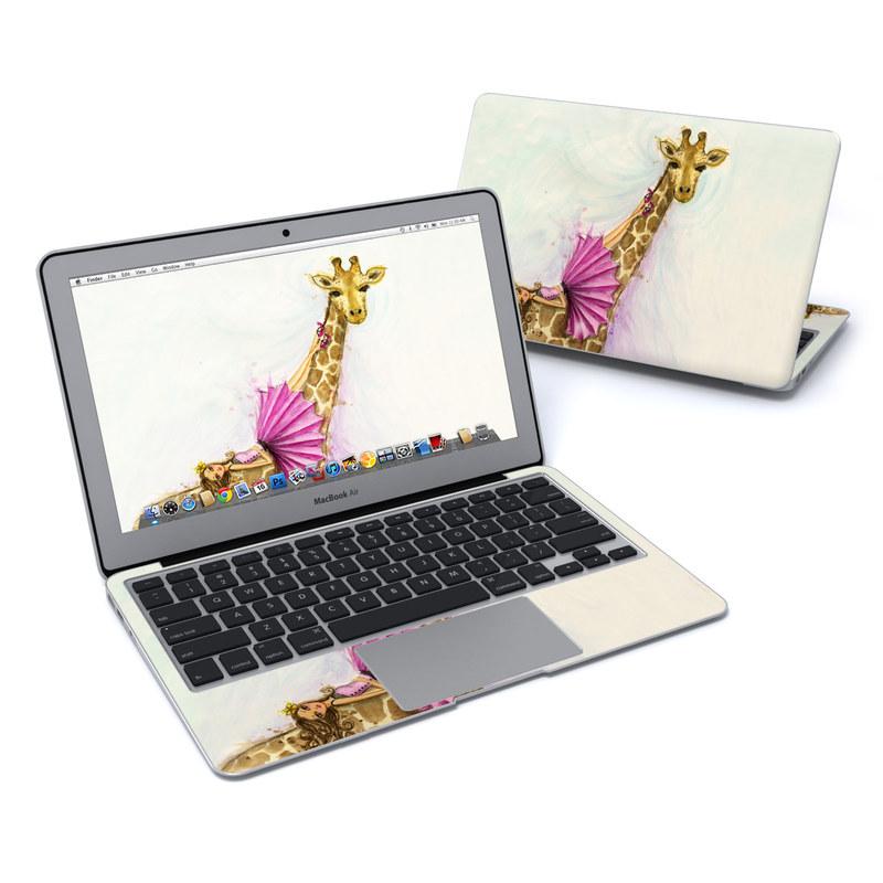 Lounge Giraffe MacBook Air Pre 2018 11-inch Skin