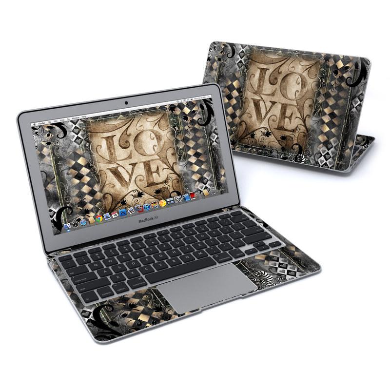 Love's Embrace MacBook Air 11-inch Skin