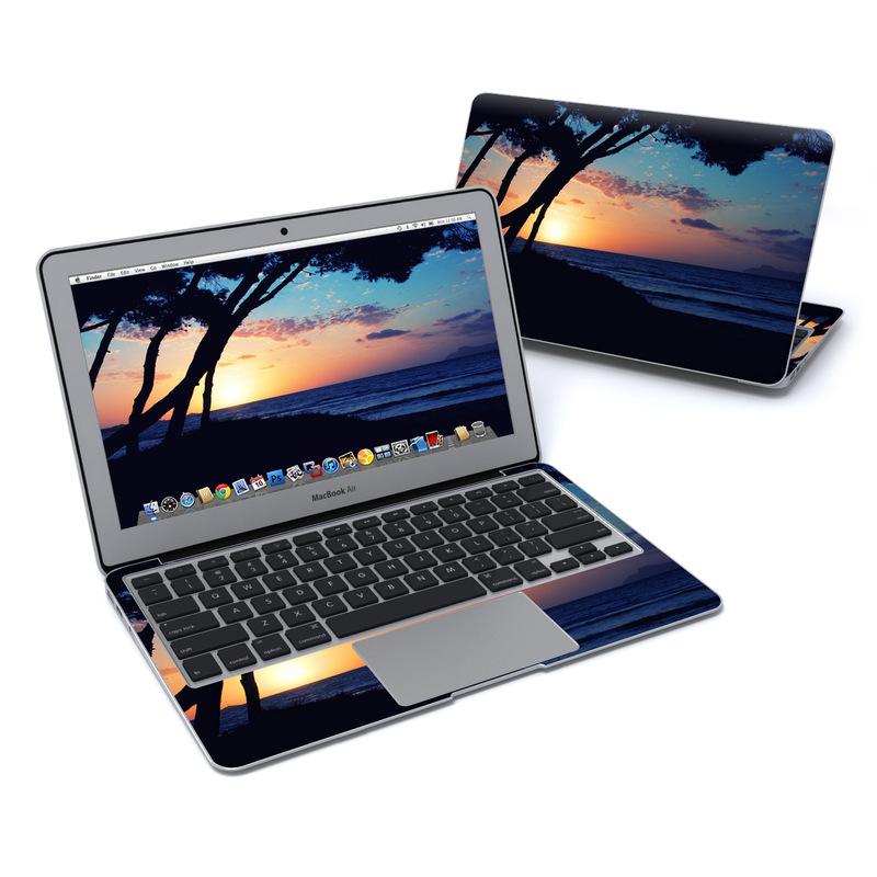 Mallorca Sunrise MacBook Air 11-inch Skin