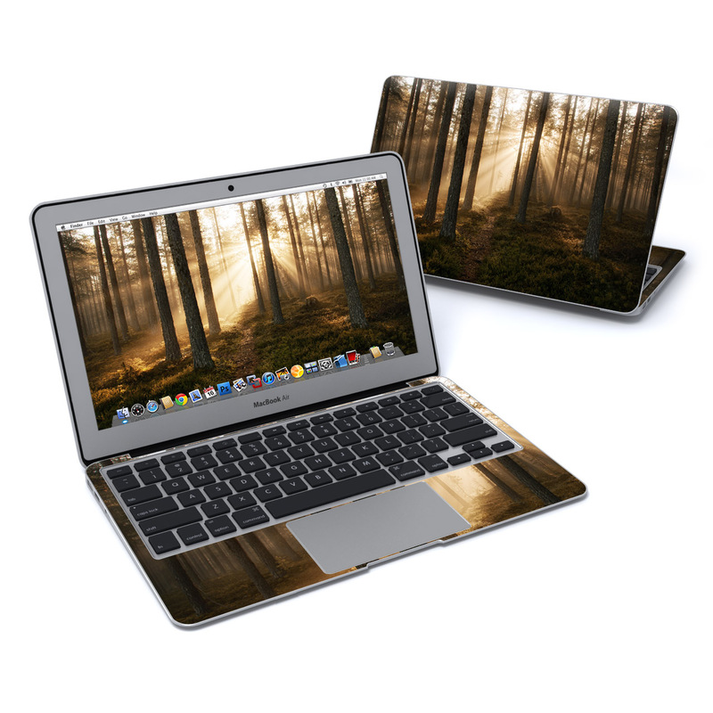 Misty Trail MacBook Air 11-inch Skin