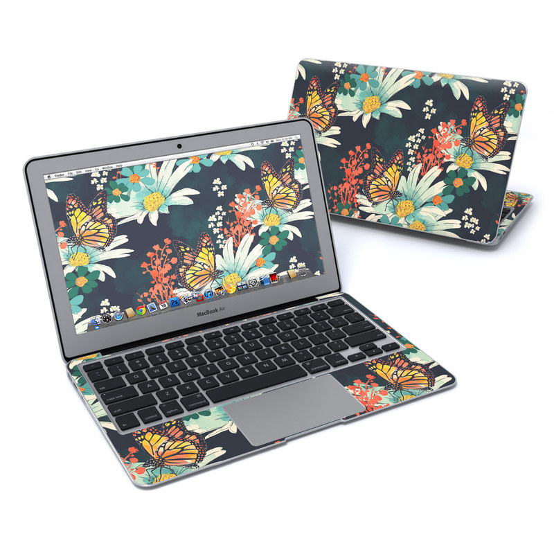Monarch Grove MacBook Air 11-inch Skin