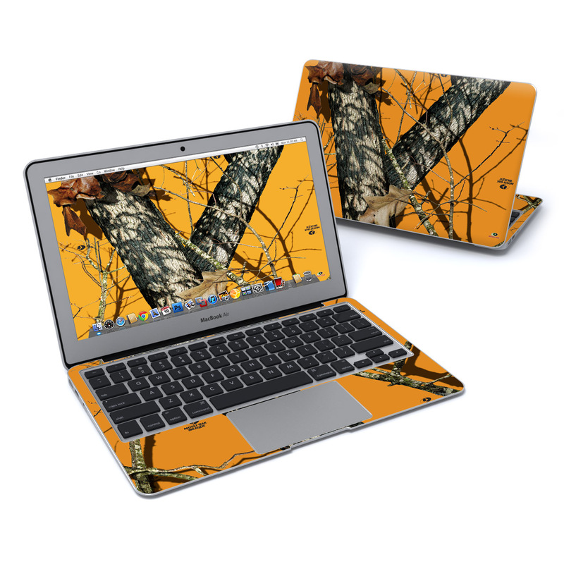 Blaze MacBook Air 11-inch Skin