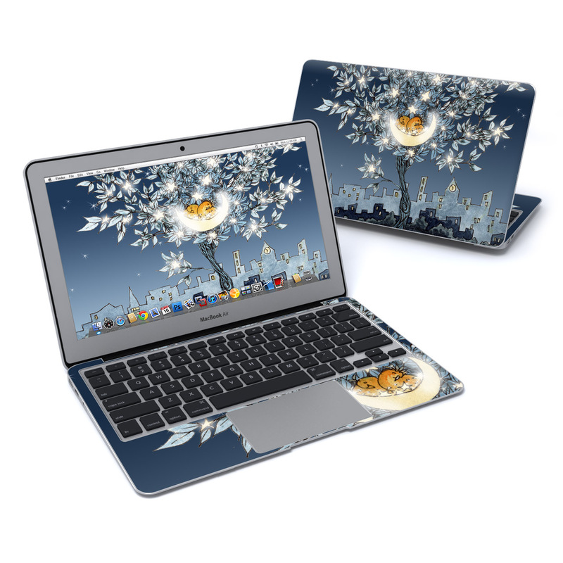 Nesting MacBook Air 11-inch Skin