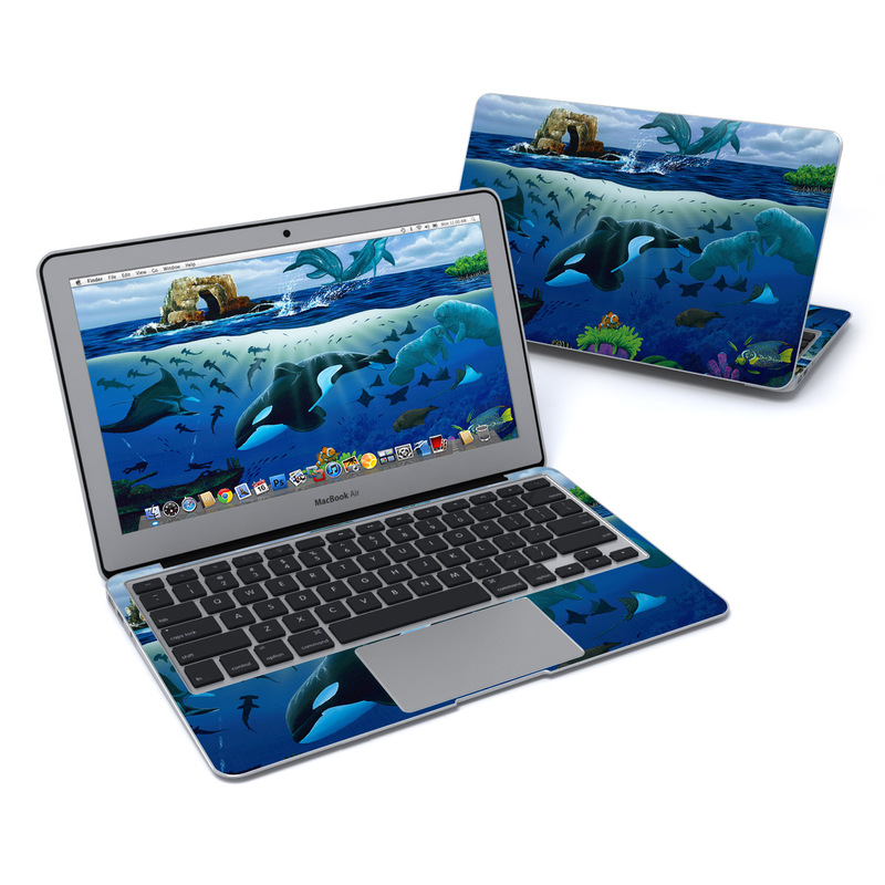 Oceans For Youth MacBook Air 11-inch Skin