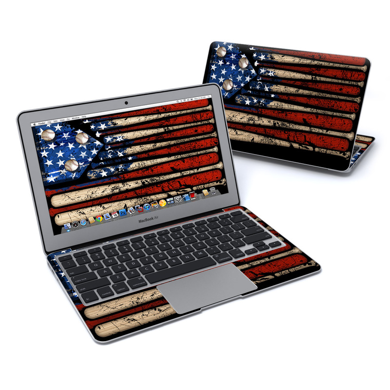 Old Glory MacBook Air Pre 2018 11-inch Skin