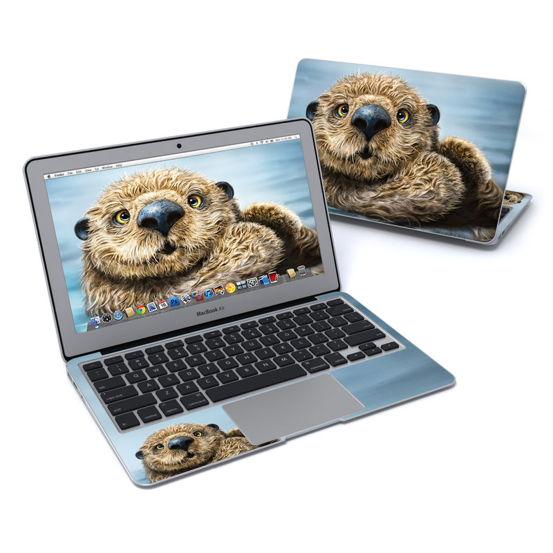 Otter Totem MacBook Air 11-inch Skin