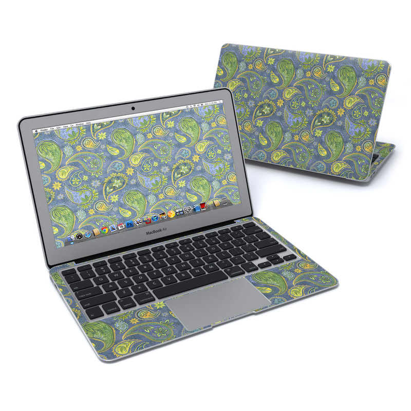 Pallavi Paisley MacBook Air 11-inch Skin