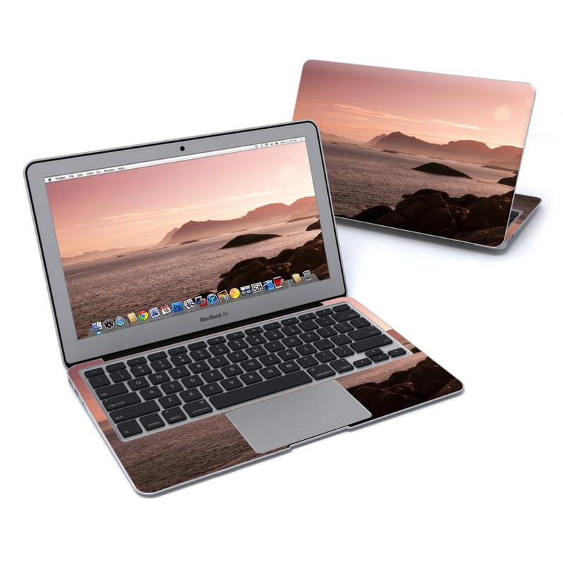 Pink Sea MacBook Air 11-inch Skin