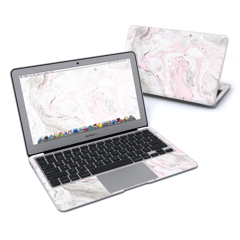 Rosa Marble MacBook Air 11-inch Skin