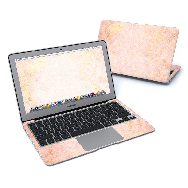 Rose Gold Marble Macbook Air Pre 2018 11 Inch Skin Istyles