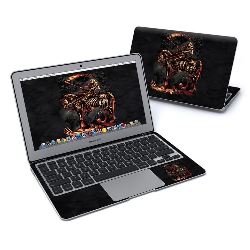 Scythe MacBook Air 11-inch Skin