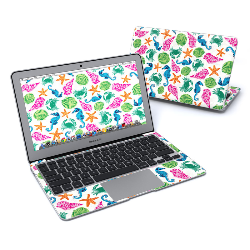 Sea Life MacBook Air 11-inch Skin
