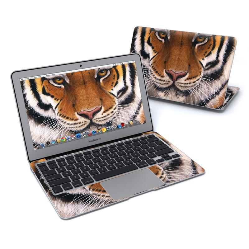 Siberian Tiger MacBook Air 11-inch Skin