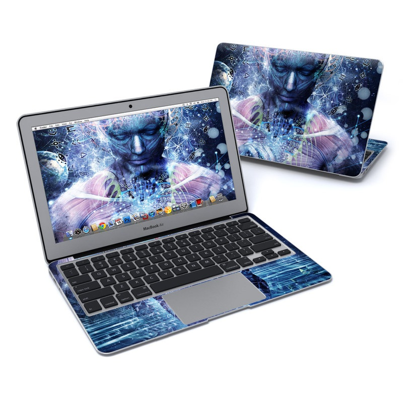 Silence Seeker MacBook Air 11-inch Skin
