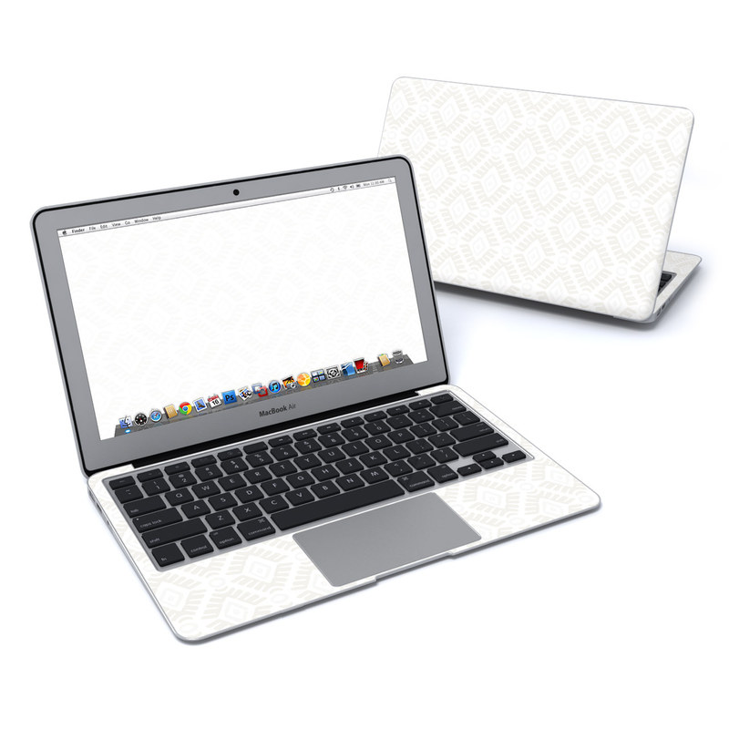 Stamped Diamond MacBook Air 11-inch Skin