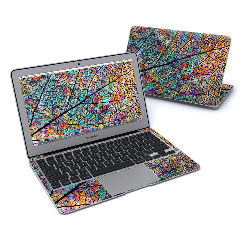 Stained Aspen MacBook Air 11-inch Skin