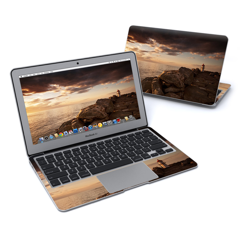 Sunset Beacon MacBook Air 11-inch Skin