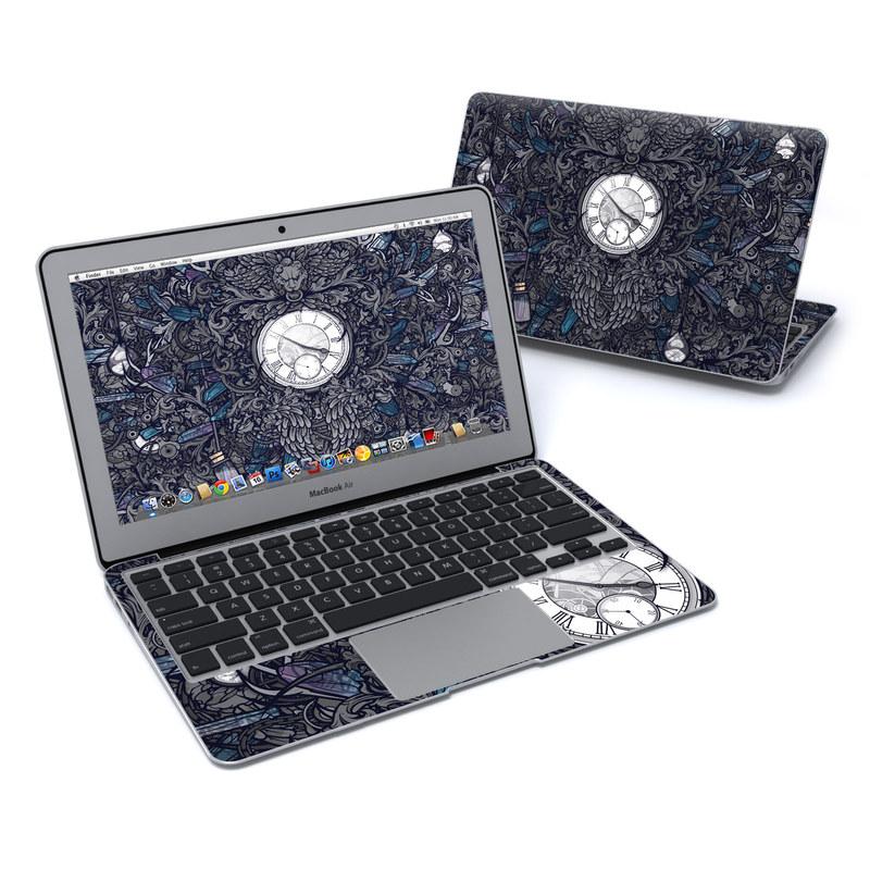 Time Travel MacBook Air 11-inch Skin