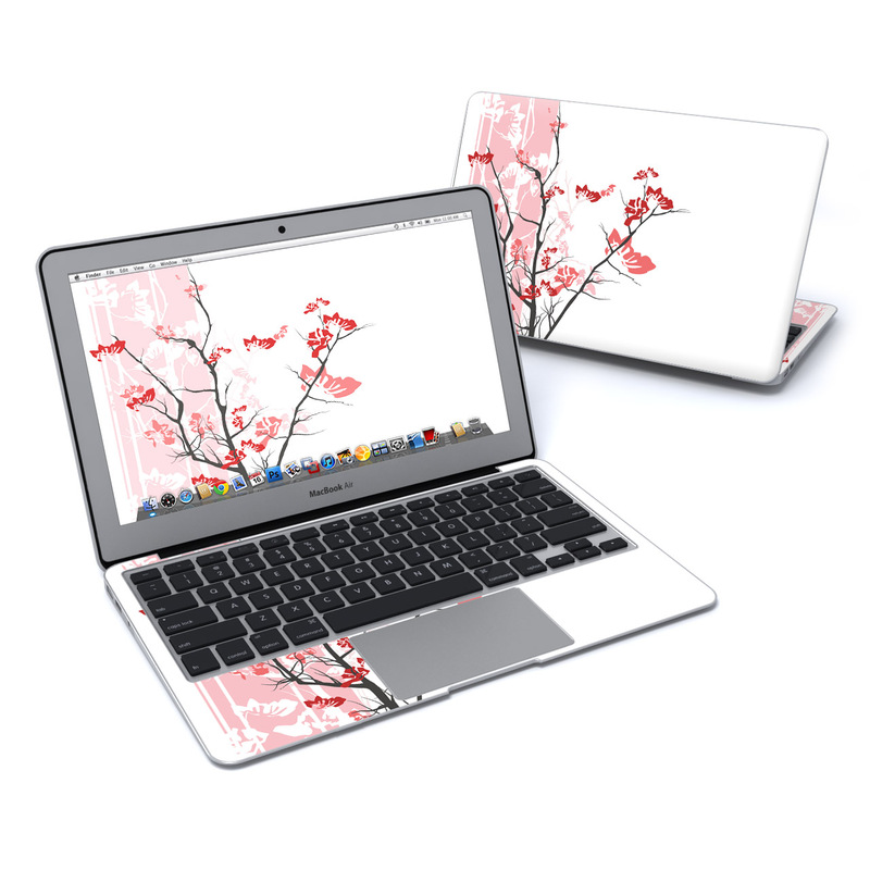 Pink Tranquility MacBook Air 11-inch Skin