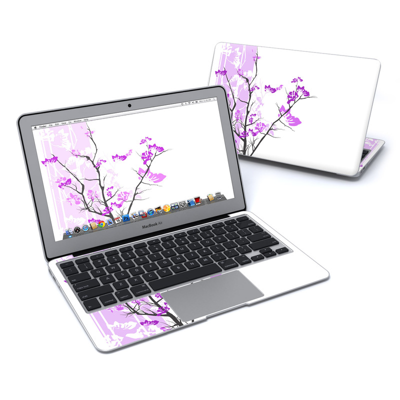 Violet Tranquility MacBook Air 11-inch Skin