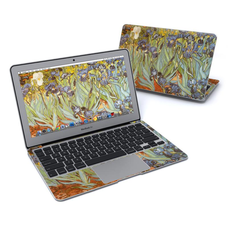Irises MacBook Air 11-inch Skin