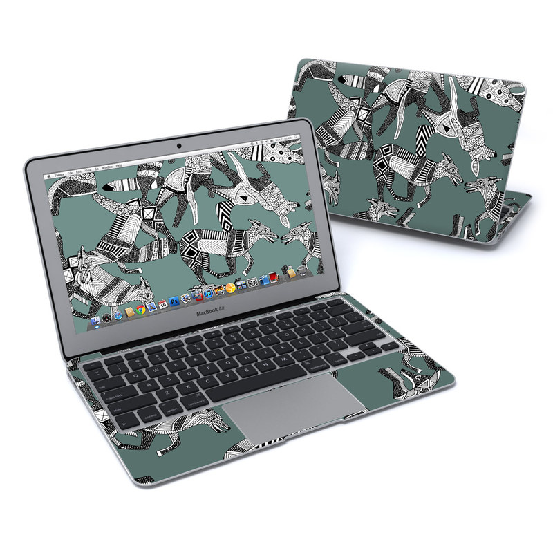 Woodland Fox MacBook Air 11-inch Skin