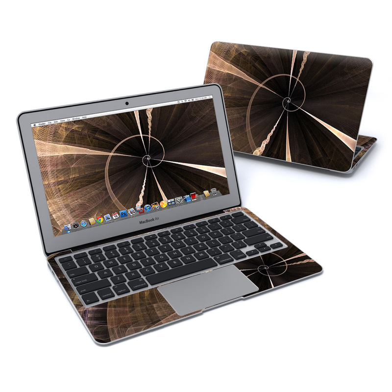 Wall Of Sound MacBook Air 11-inch Skin