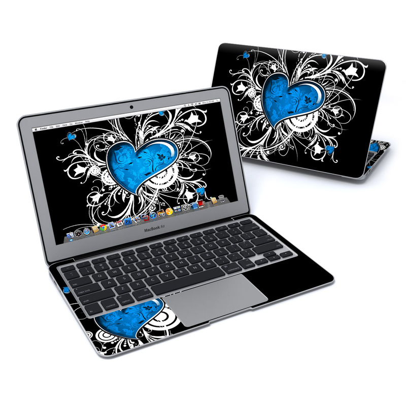Your Heart MacBook Air 11-inch Skin