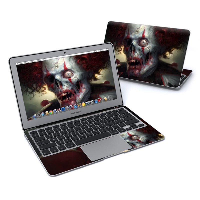 Zombini MacBook Air 11-inch Skin