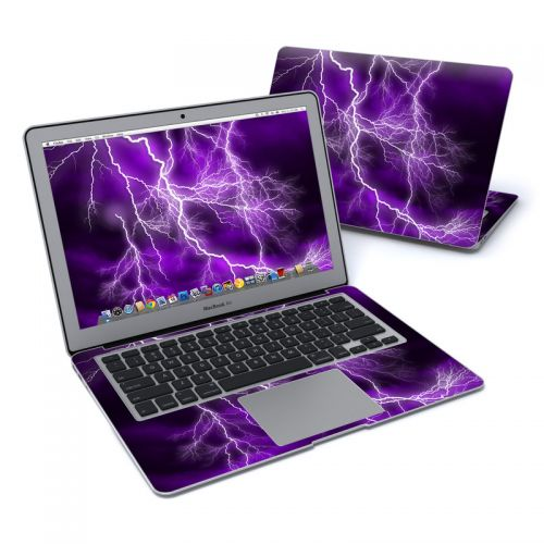 Apocalypse Violet MacBook Air Pre 2018 13-inch Skin