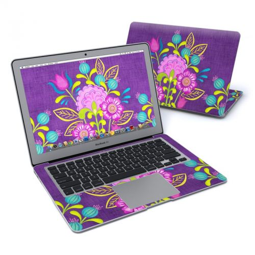 Floral Bouquet MacBook Air 13-inch Skin