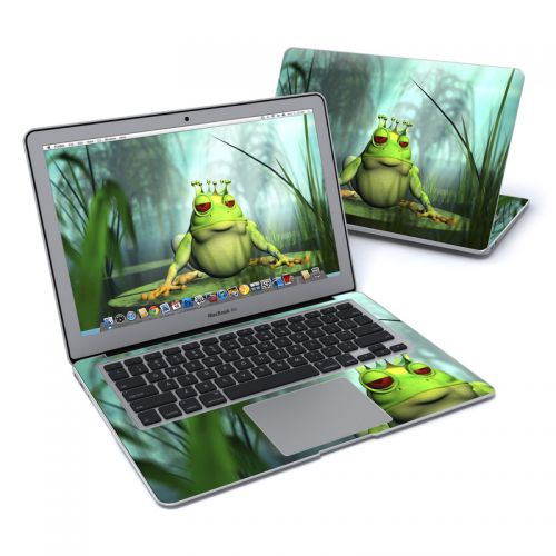 Frog Prince MacBook Air Pre 2018 13-inch Skin