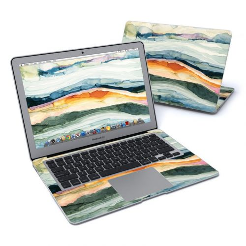 Layered Earth MacBook Air Pre 2018 13-inch Skin