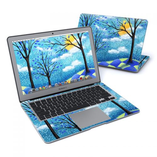 Moon Dance Magic MacBook Air Pre 2018 13-inch Skin