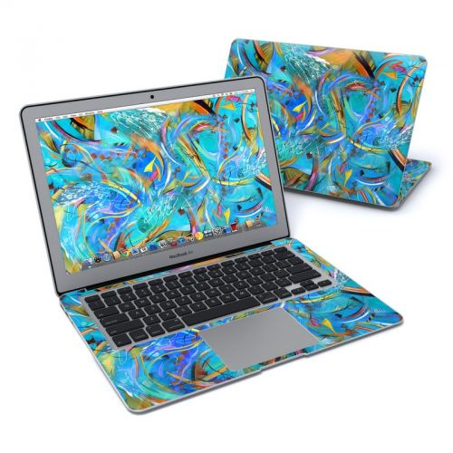 Playful MacBook Air 13-inch Skin