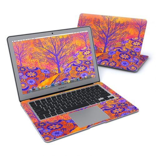 Sunset Park MacBook Air 13-inch Skin