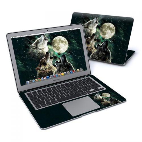 Three Wolf Moon MacBook Air Pre 2018 13-inch Skin