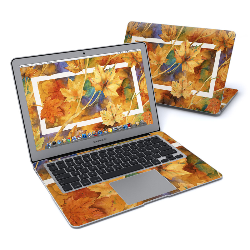 Autumn Days MacBook Air 13-inch Skin