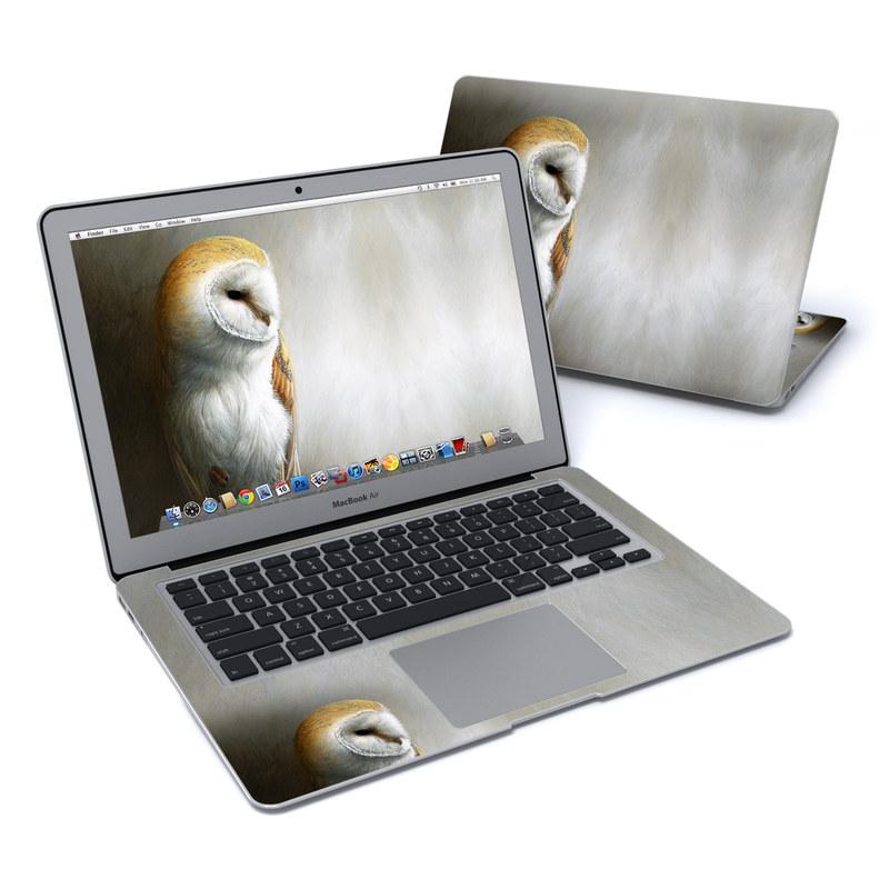 Barn Owl MacBook Air 13-inch Skin