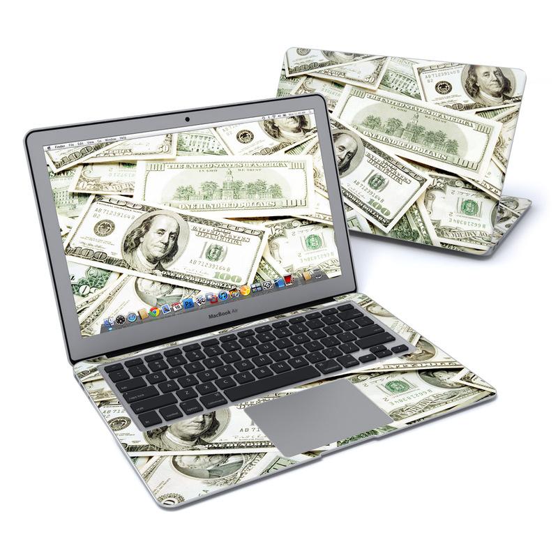 Benjamins MacBook Air 13-inch Skin