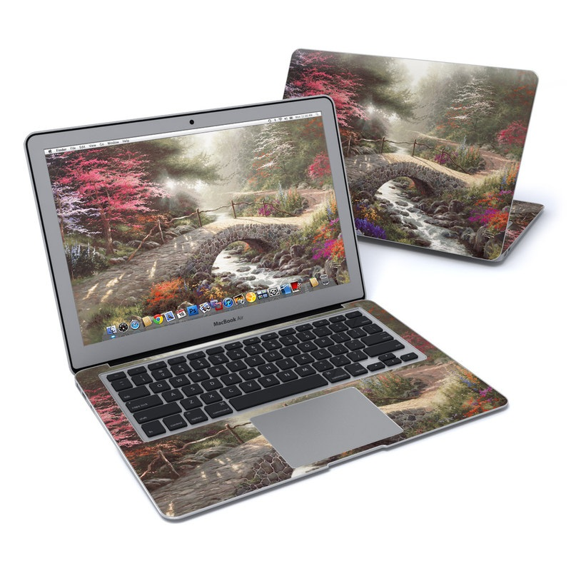 Bridge of Faith MacBook Air 13-inch Skin