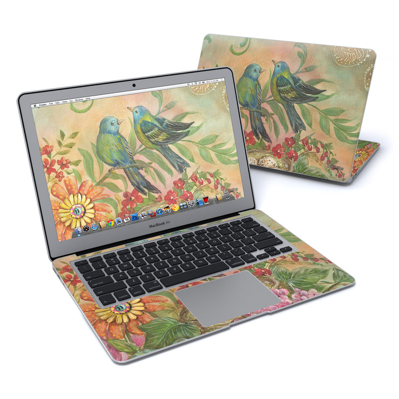 Splendid Botanical MacBook Air 13-inch Skin