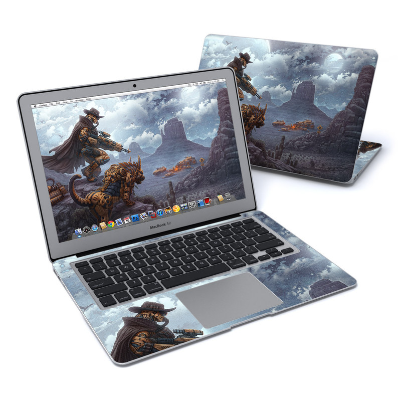 Bounty Hunter MacBook Air 13-inch Skin