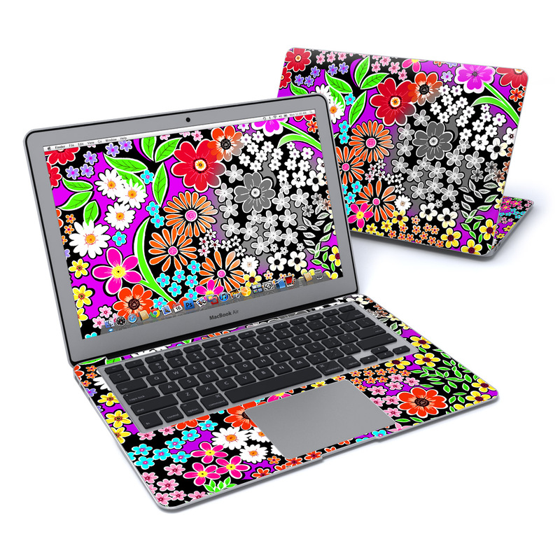 A Burst of Color MacBook Air 13-inch Skin