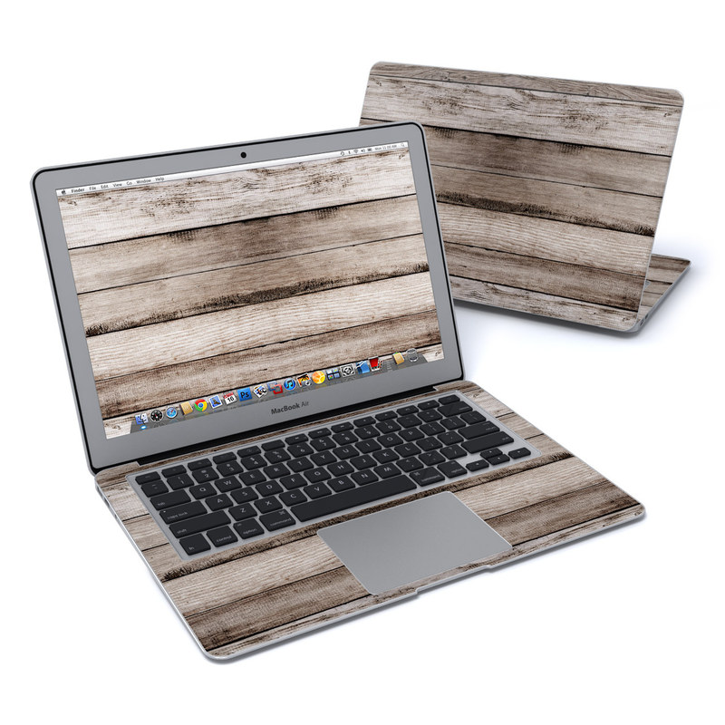 Barn Wood MacBook Air 13-inch Skin